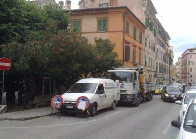 Minipalo Geosystem Consolidation de copropriétés Matteotti Ancona