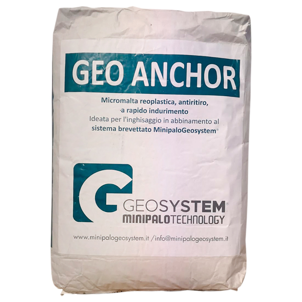 Minipalo Geosystem Specific products