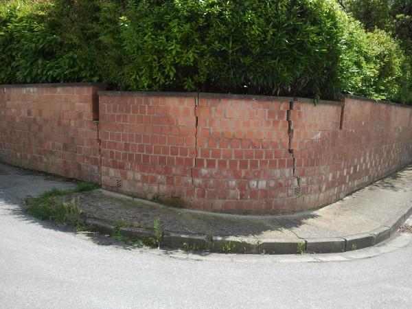 Minipalo Geosystem Consolidamento muro Bientina