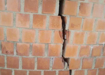 Minipalo Geosystem Consolidation des murs Bientina